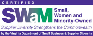 Small Woman and Minority-Owned